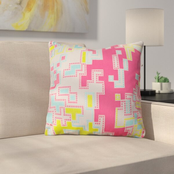 Swilley 100% Cotton Throw Pillow by Latitude Run